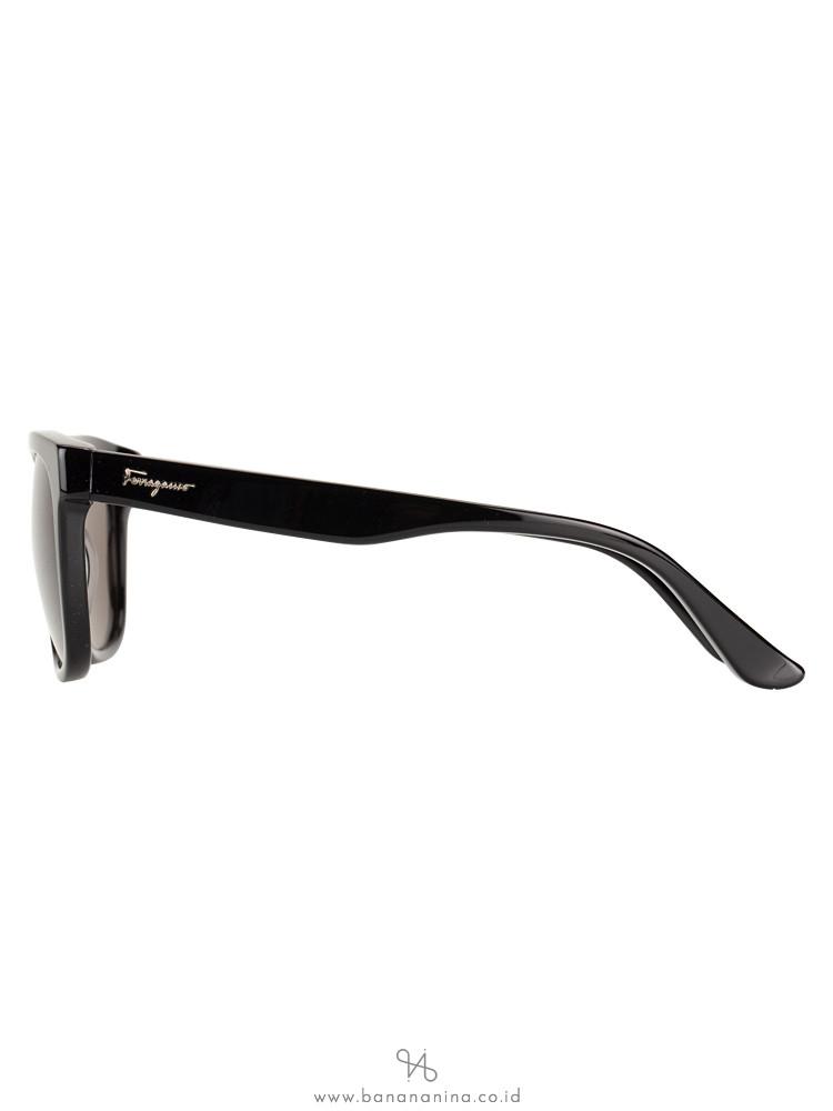 SALVATORE FERRAGAMO SF776S Sunglasses Black
