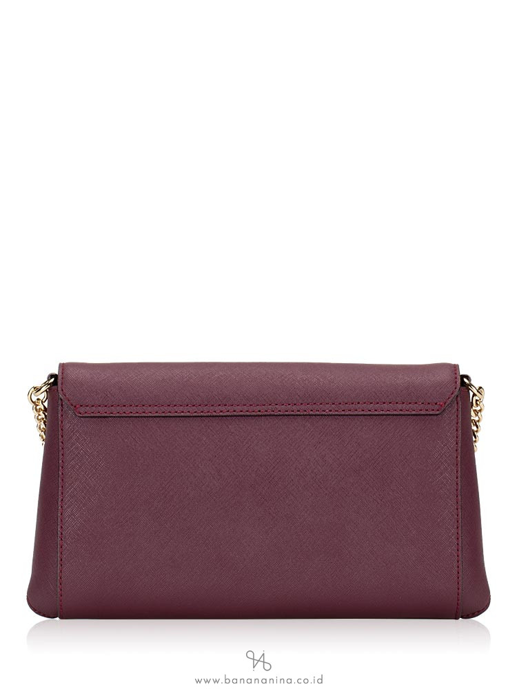 KATE SPADE Laurel Way Greer Deep Plum