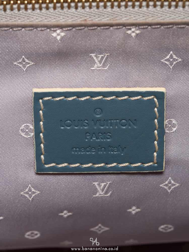 LOUIS VUITTON Suhali L\'Ingenieux PM Blue
