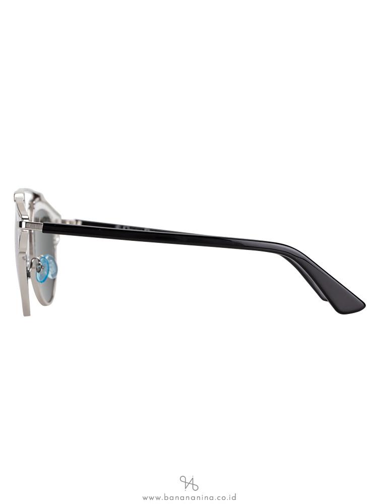 CHRISTIAN DIOR So Real Sunglasses Silver