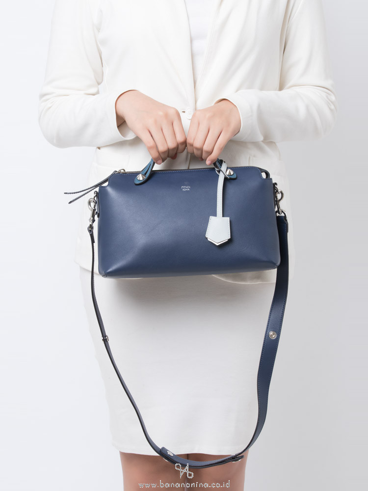 FENDI Small By The Way Navy