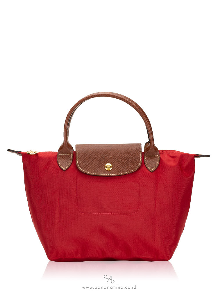 LONGCHAMP Le Pliage Small SH Red