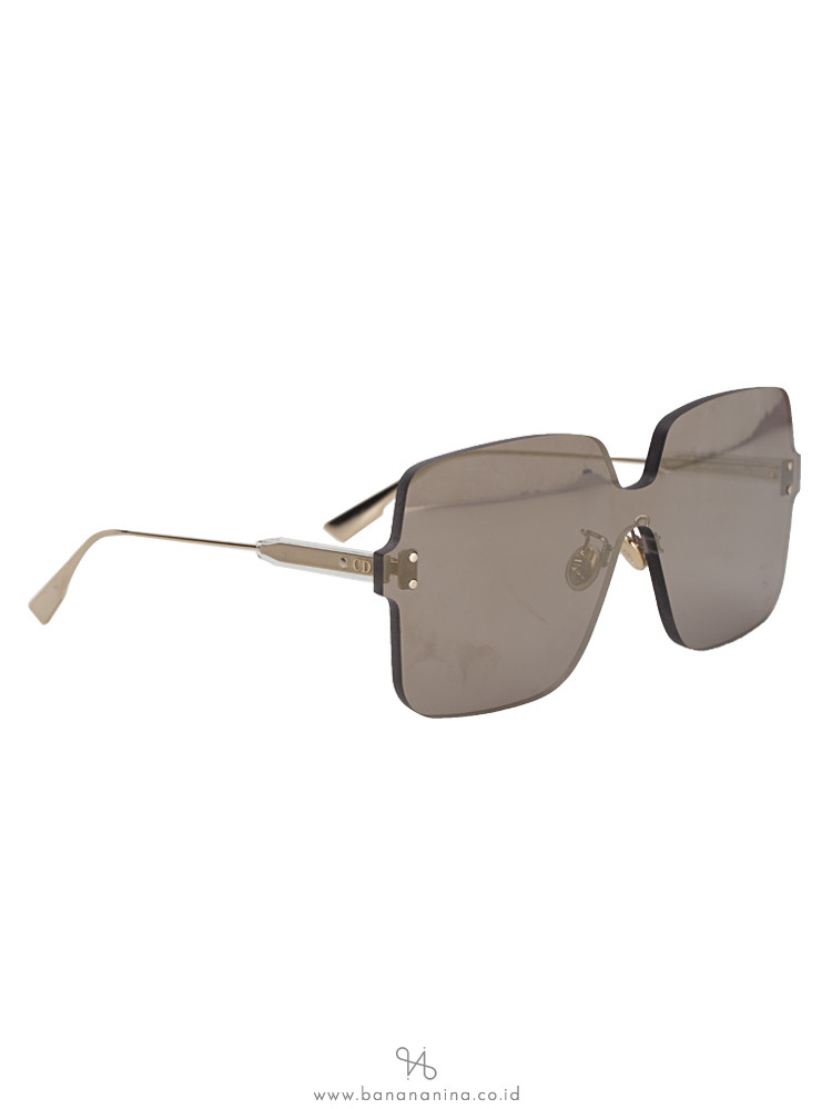 CHRISTIAN DIOR Color Quake 1 Sunglasses Gold
