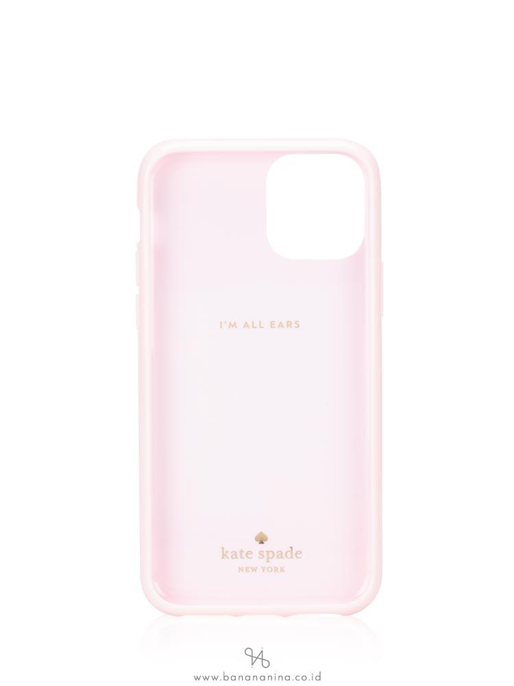 KATE SPADE iPhone 11 Pro Grand Flora Serendipity Pink