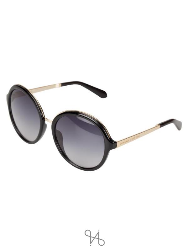 KATE SPADE 0D28F8 Annabeth Sunglasses Black