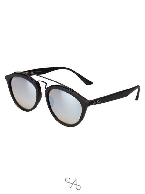 RAY-BAN RB4257 Gatsby Mirror Sunglasses Black Sun