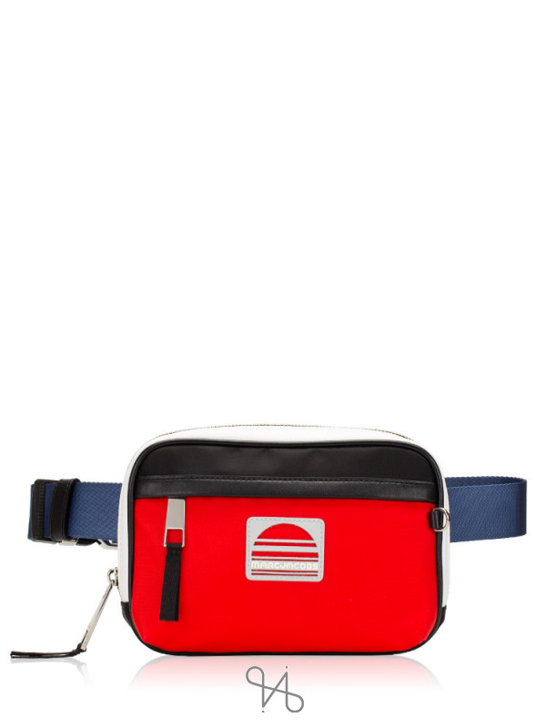 MARC JACOBS Sport Belt Bag Porcelain Multi