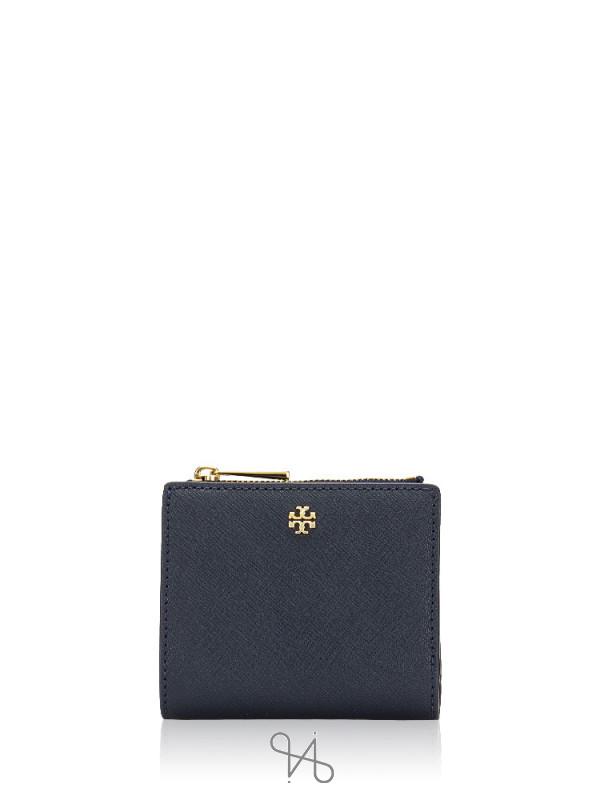 TORY BURCH Emerson Mini Wallet Royal Navy