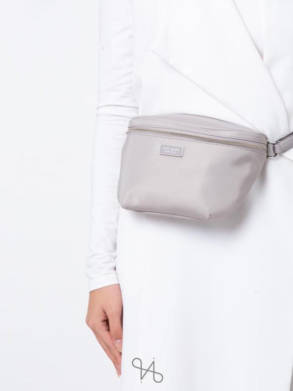 KATE SPADE Dawn Belt Bag Soft Taupe