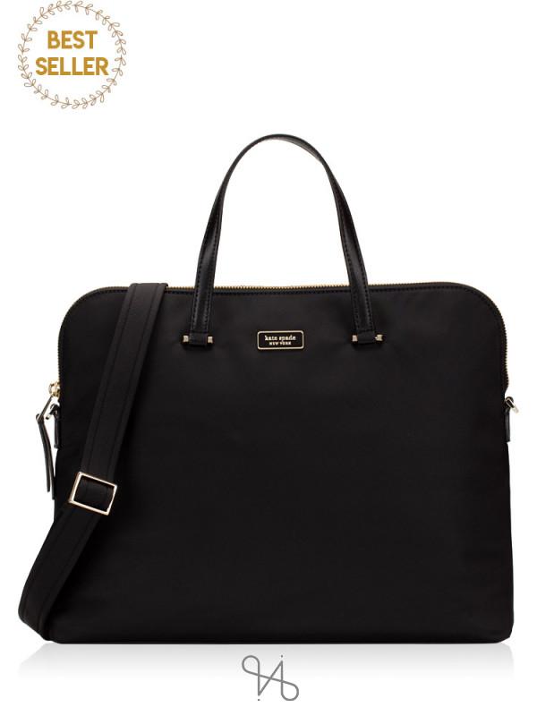 KATE SPADE Dawn Laptop Bag Black
