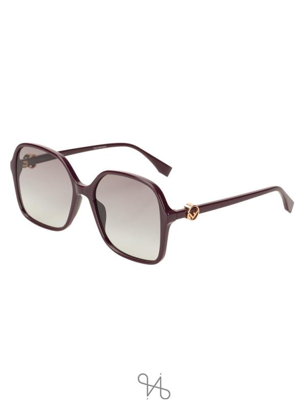 FENDI FF0287S Sunglasses Plum