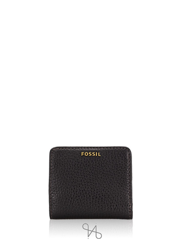 FOSSIL SWL1577001 Madison Bifold Wallet Black