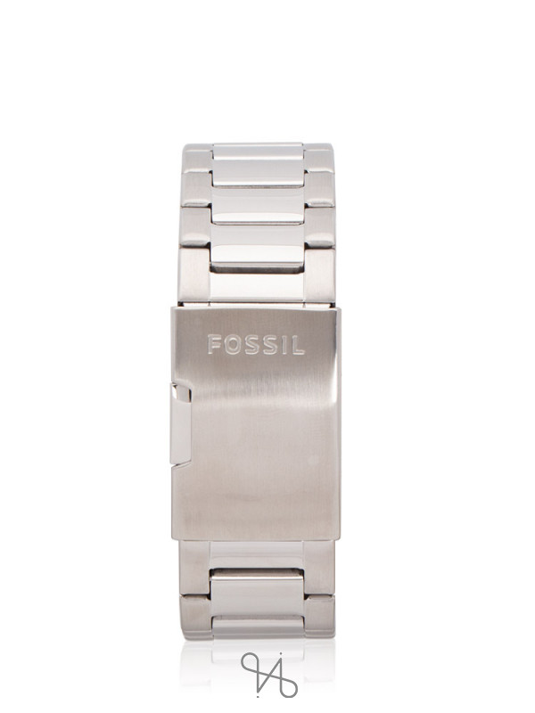 FOSSIL Men BQ2296 Modern Century Chronograph Stainless Silver