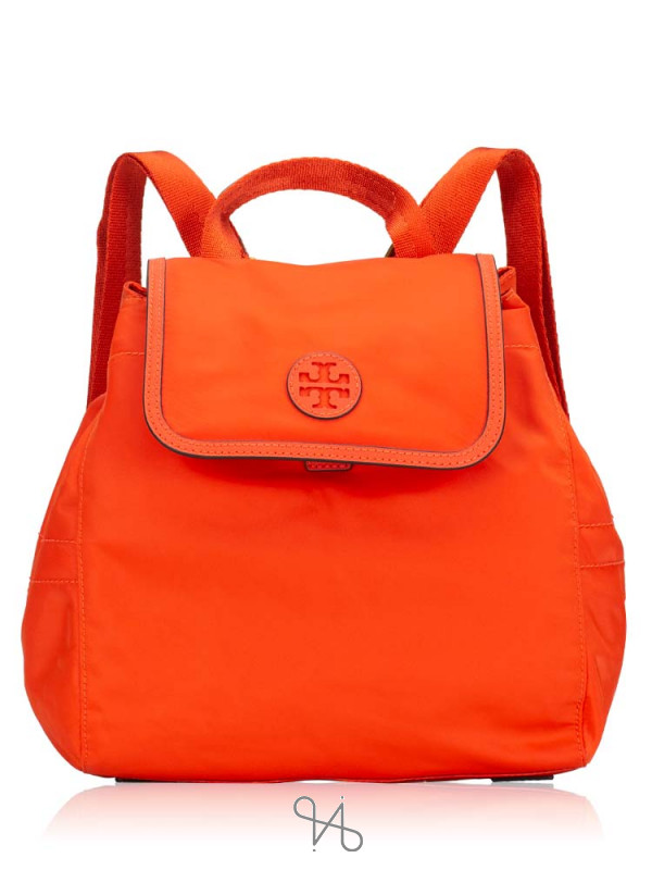 TORY BURCH Scout Mini Nylon Backpack Samba