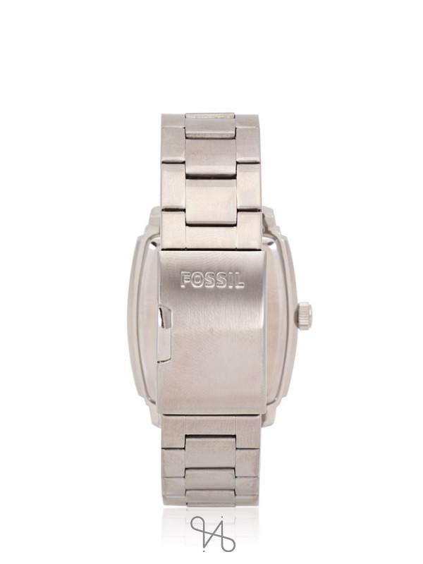 FOSSIL Men BQ2299 Burnett Stainless Silver