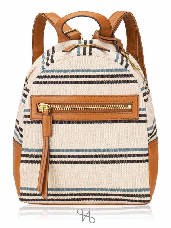 FOSSIL ZB7776101 Megan Backpack Natural