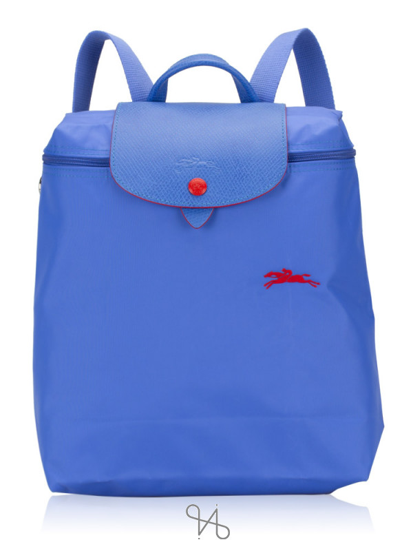 LONGCHAMP Le Pliage Club Backpack Myosotis