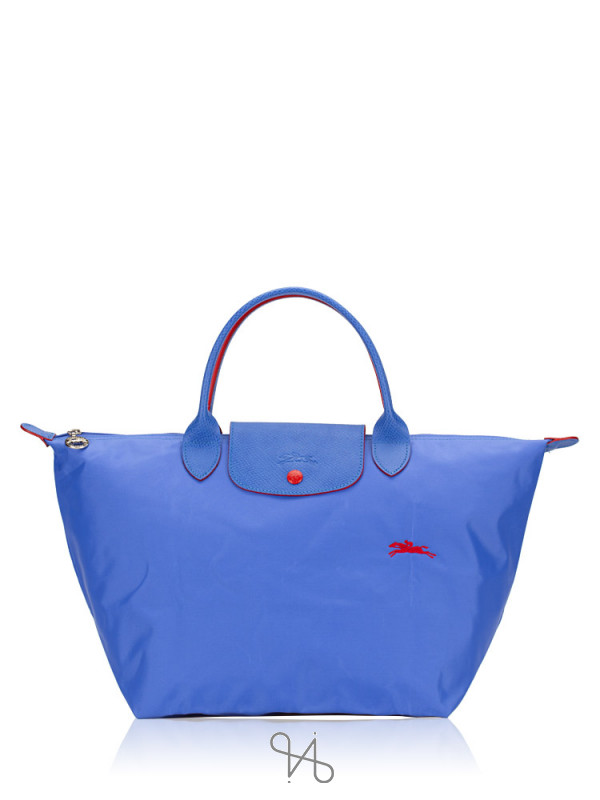LONGCHAMP Le pliage Club Medium SH Myosotis