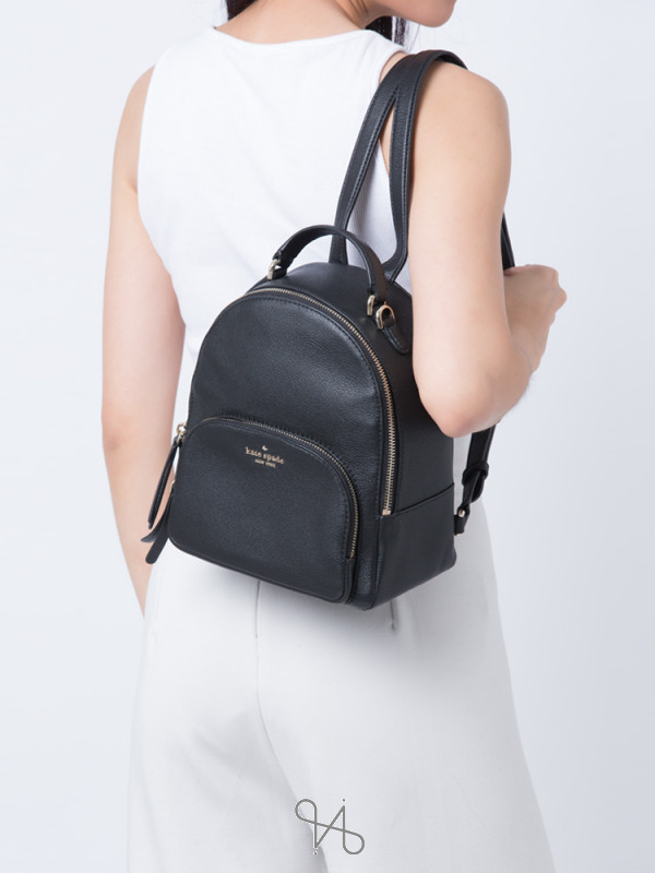 KATE SPADE Jackson Medium Backpack Black
