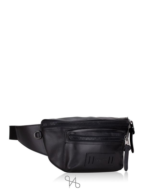 COACH 75776 Terrain Belt Bag Black