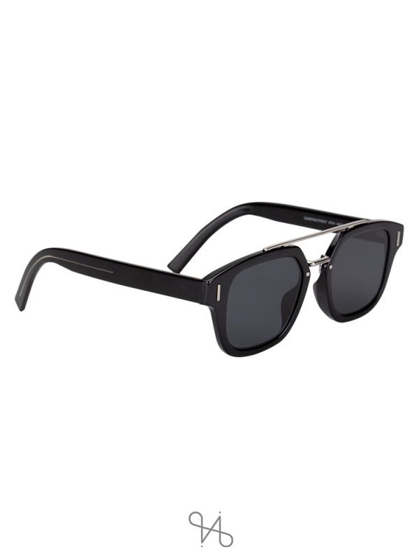 CHRISTIAN DIOR Fraction 1F Sunglasses Black