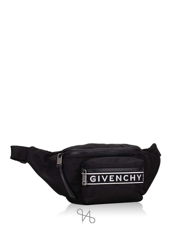 GIVENCHY Light 3 Bum Bag Black