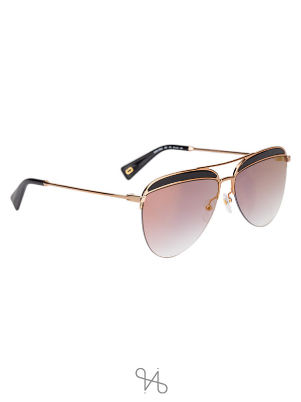 MARC JACOBS Marc 268/S Aviator Gold Grey