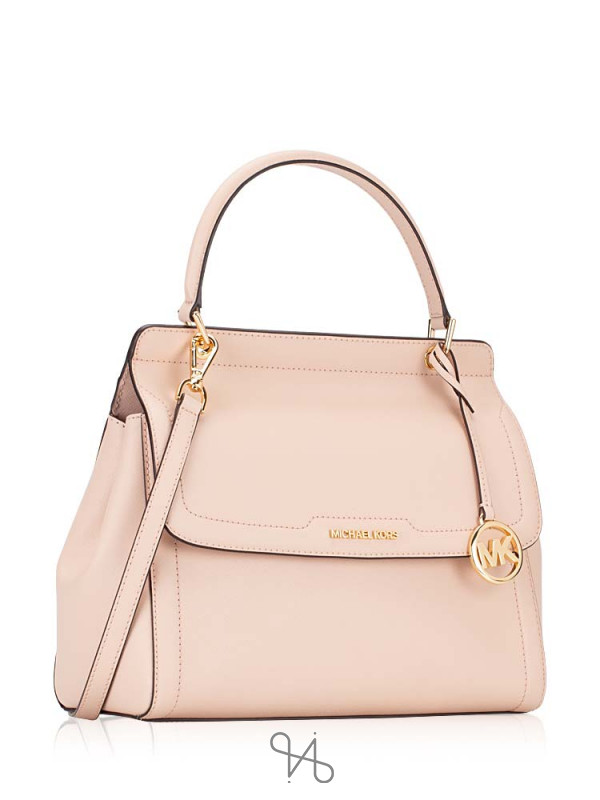 MICHAEL KORS Talia Large Top Handle Satchel Ballet
