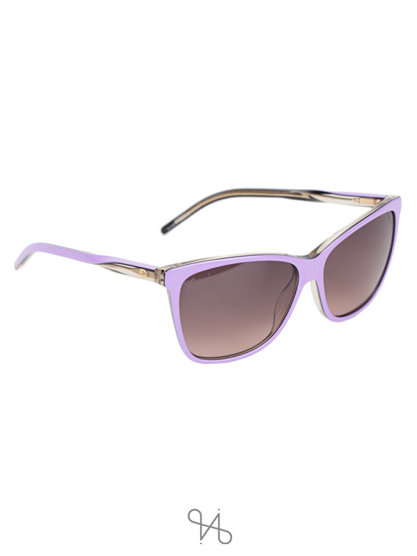 GUCCI GG3640/S Interlocking G Sunglasses Lilac