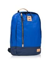 FOSSIL Men MBG9268470 Sportsman Canvas Backpack Blue