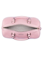 GUCCI Guccissima Boston With Strap Pink