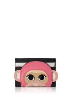 KATE SPADE Monkey Card Case Rambling Roses Multi