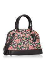 COACH 57621 Posey Cluster Floral Mini Sierra Pink Multi