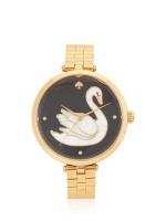 KATE SPADE KSW1177 Swan Holland Stainless Gold