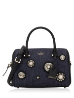 KATE SPADE Cameron Street Large Lane Port Blue
