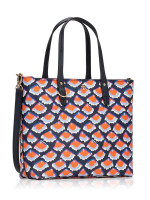 TORY BURCH Kerrington Small Square Tote Fiori