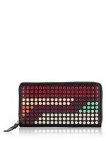FOSSIL SL7634997 Caroline Zip Wallet Bright Multi
