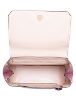 MICHAEL KORS Hayes Leather Medium Backpack Mulberry Ballet