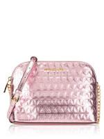 MICHAEL KORS Cindy Large Dome Crossbody Soft Pink