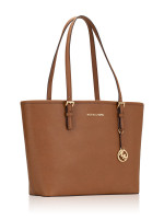 MICHAEL KORS Jet Set Travel Medium Carryall Tote Luggage