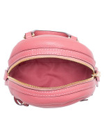 COACH 30530 Pebbled Leather Andi Backpack Peony