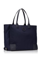 TORY BURCH Ella Packable Tote Tory Navy