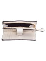 COACH 23553 Signature Medium Wallet Light Khaki Chalk