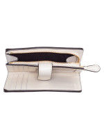 COACH 23553 Signature Medium Wallet Light Khaki Chalk