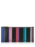 FOSSIL SL7824425 Shelby Wallet Blue Multi Stripe
