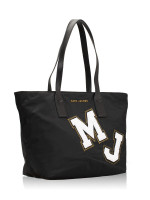 MARC JACOBS Wingman Nylon Tote Black