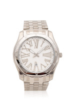 AIGNER Men A42000 Lazio Stainless Silver