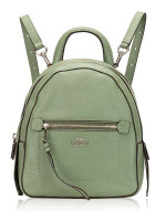 COACH 30530 Pebbled Leather Andi Backpack Clover