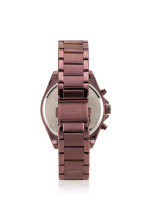 FOSSIL BQ3281 Grant Chronograph Stainless Wine