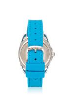 COACH 14501922 Teagan Rubber Strap Blue